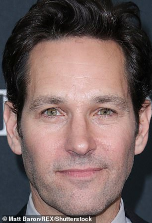Still smokin'! No surprise here, but the ageless Paul Rudd still look incredibly attractive with lots of wrinkles