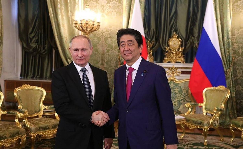 Ш.Абэ В.Путинтай уулзахаар ОХУ-ыг зорино